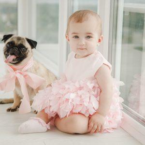 Baby & Pug