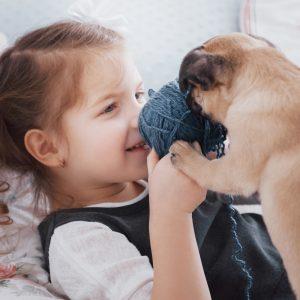 Yarn Little Girl
